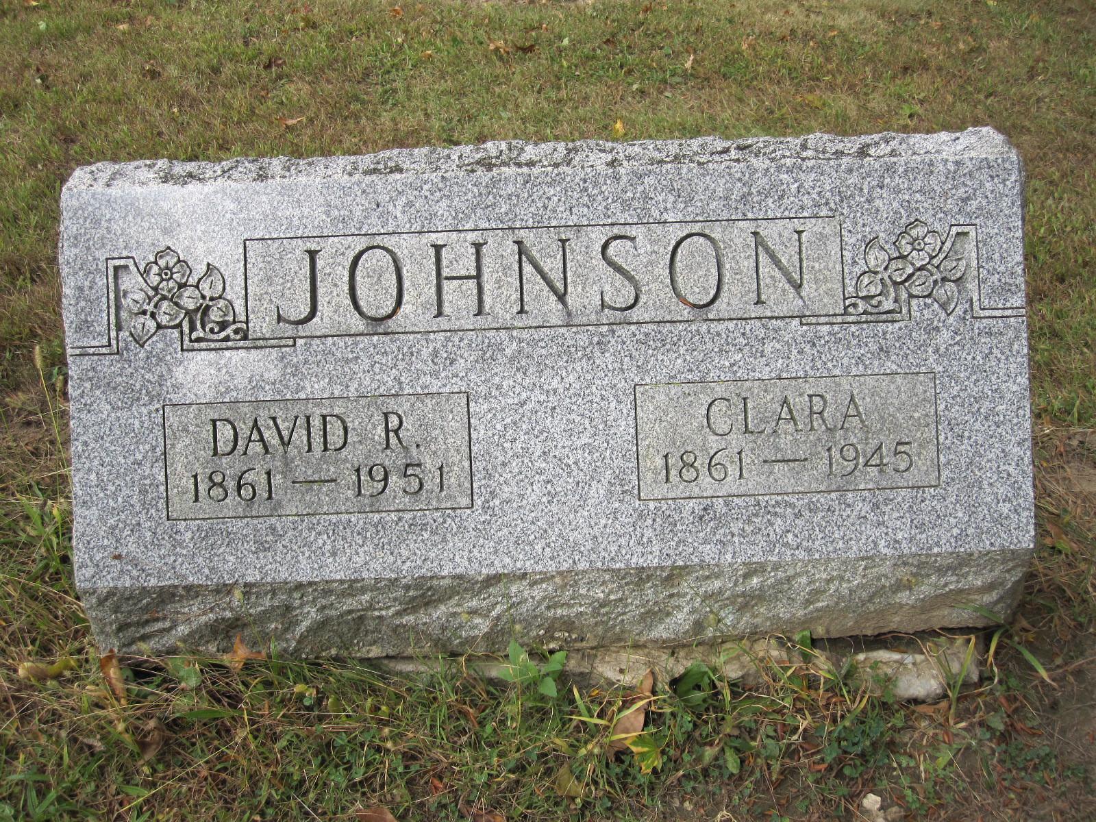 Theron R Johnson
