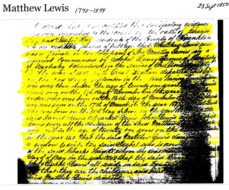 Matthew Scott Lewis