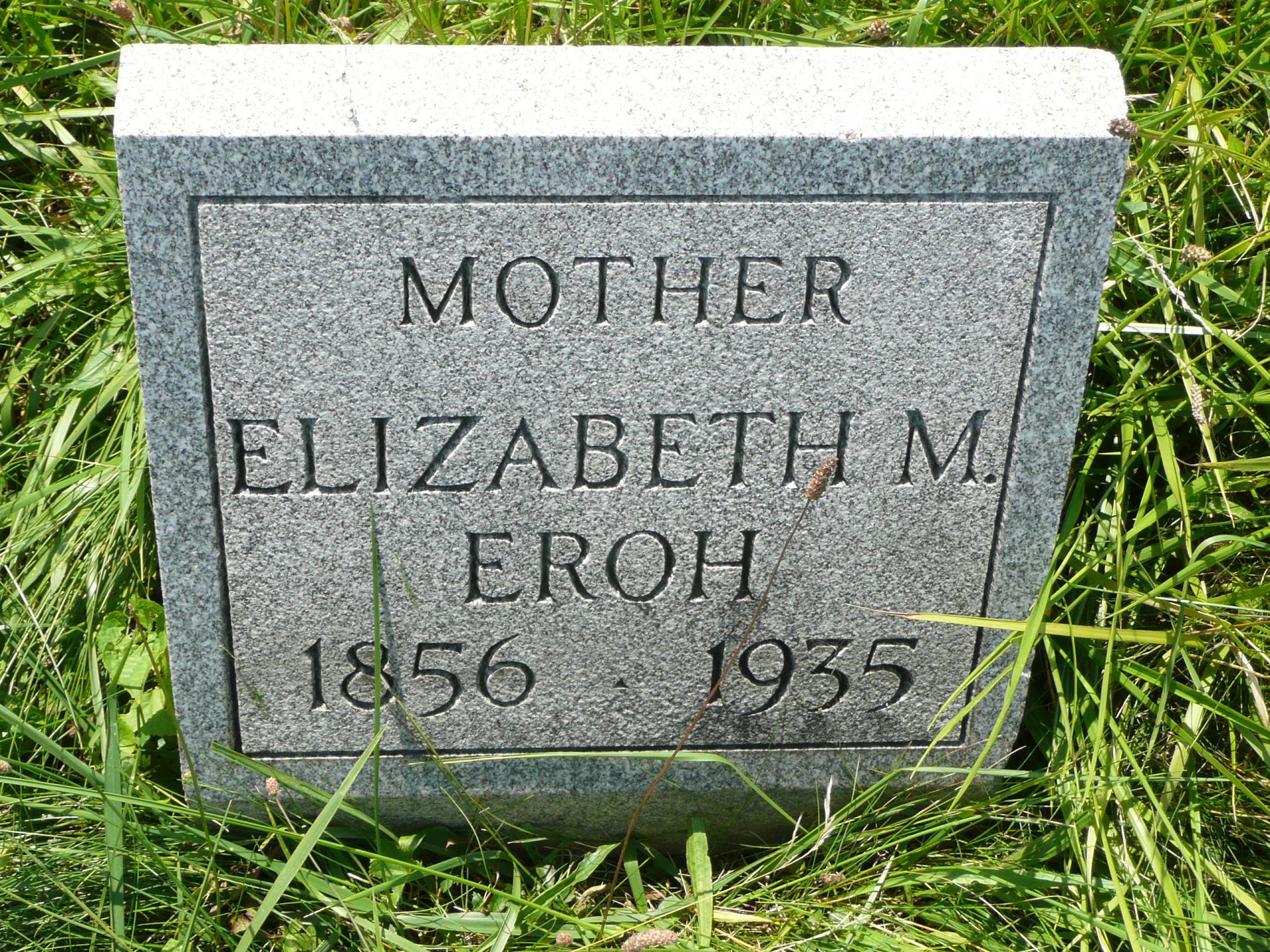 Elizabeth Eroh
