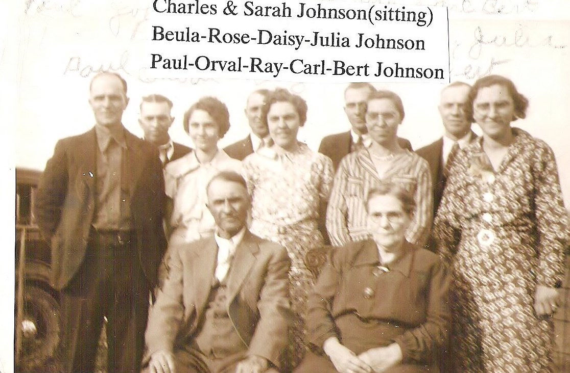 Carl Maxwell Johnson