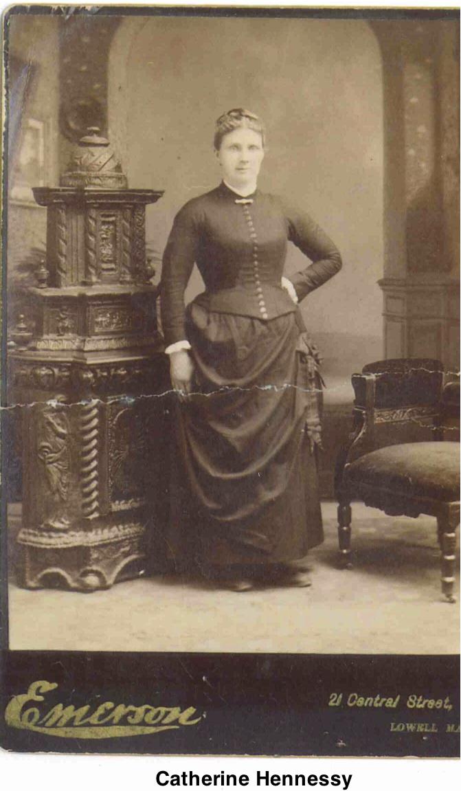 Catherine Hennessy
