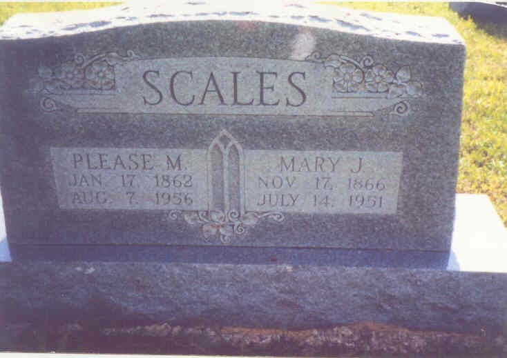 Molly Scales