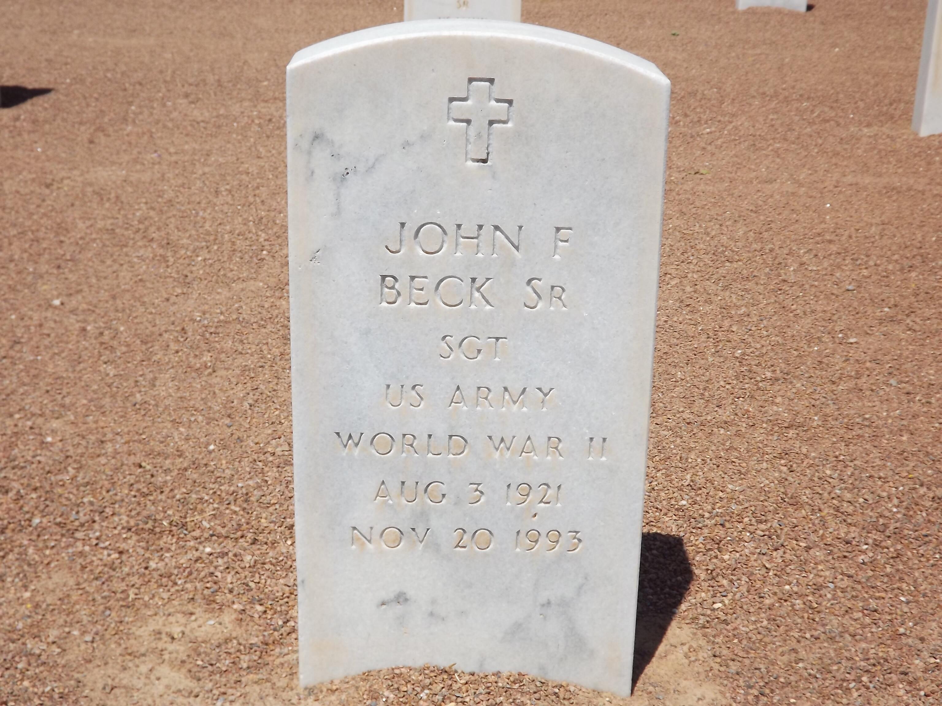John F Beck