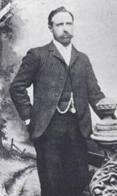 Commodore Perry Owens