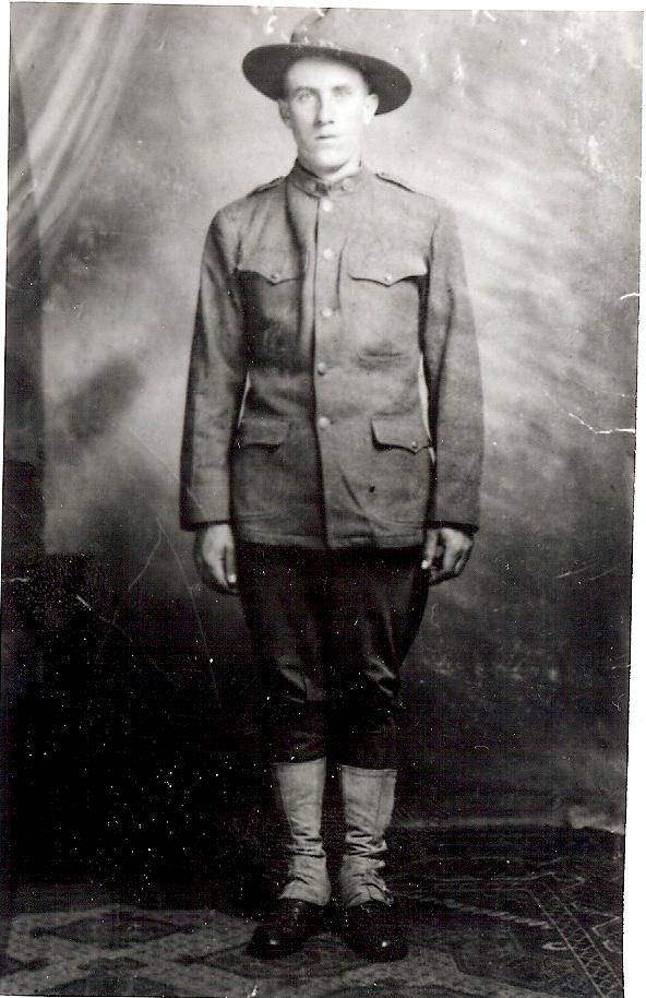 Charles Edward Wolfe