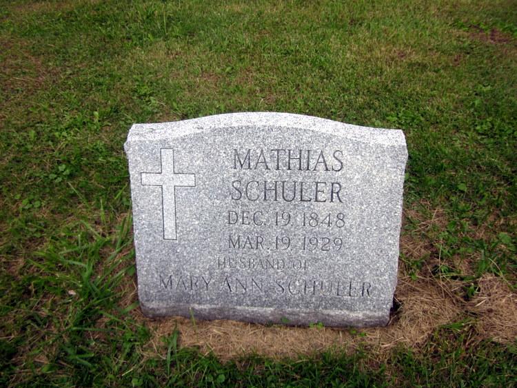 Mary Ann Schuler