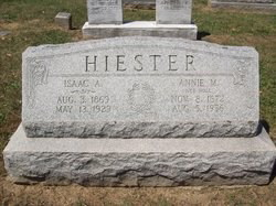 Isaac Hiester
