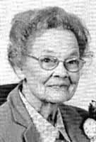 Mary Belle Mosteller