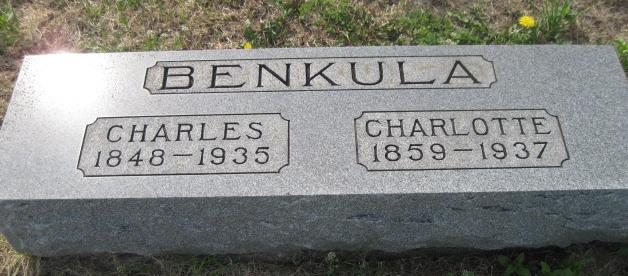 Charles Joseph Benkula