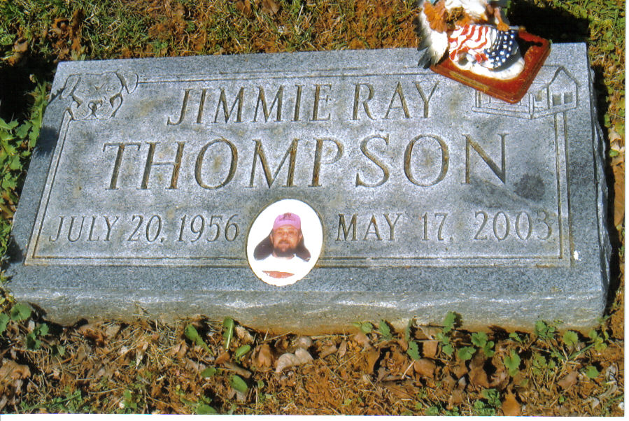 Jimmy Lee Thompson