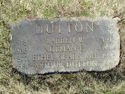 Warren Dutton