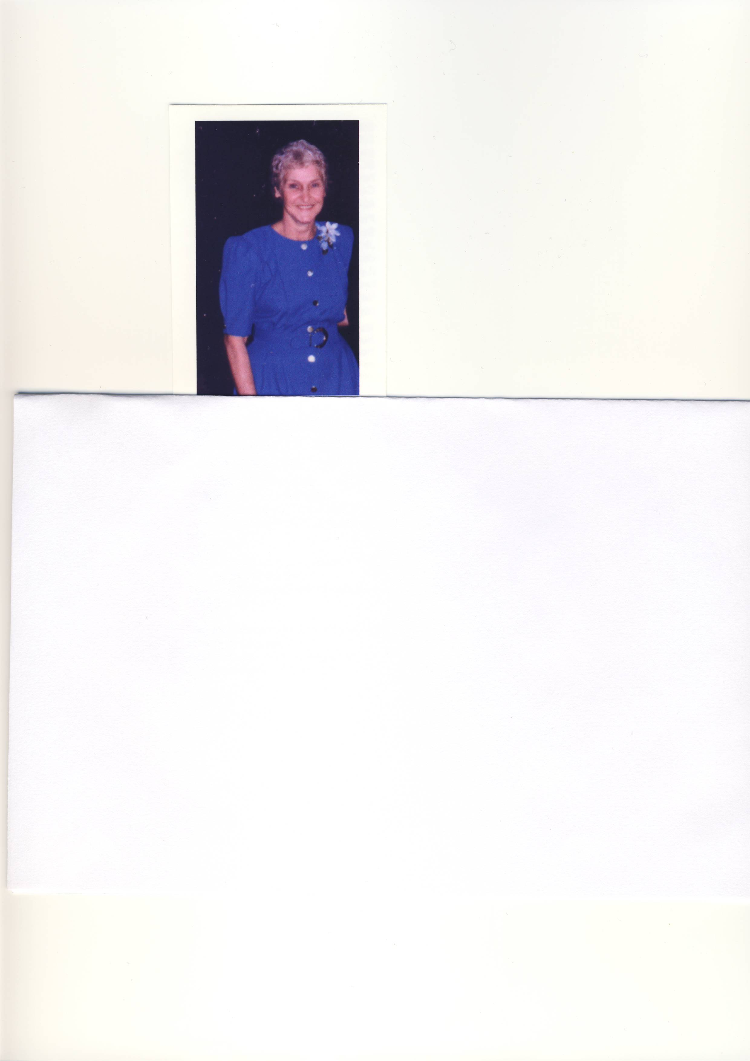 Margaret Jean Lyons