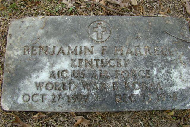 Benjamin Franklin Harrell