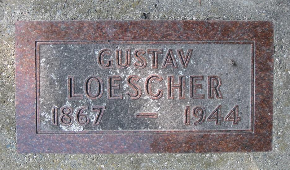 Gustav Adolf Loescher