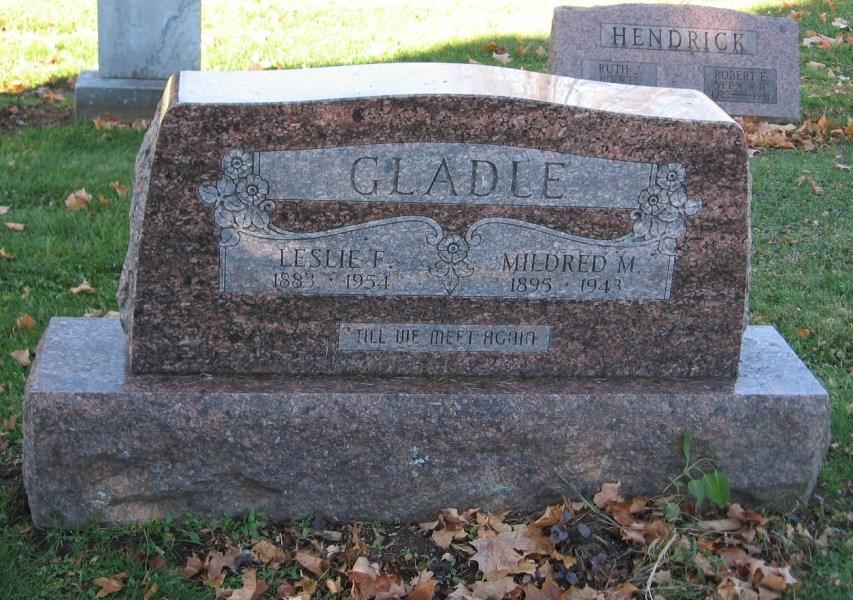 George Edwin Gladle