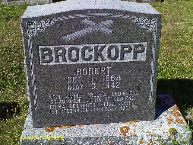 Ulricke Brockopp
