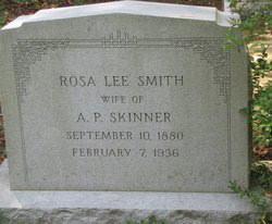 Rosa Lee Smith