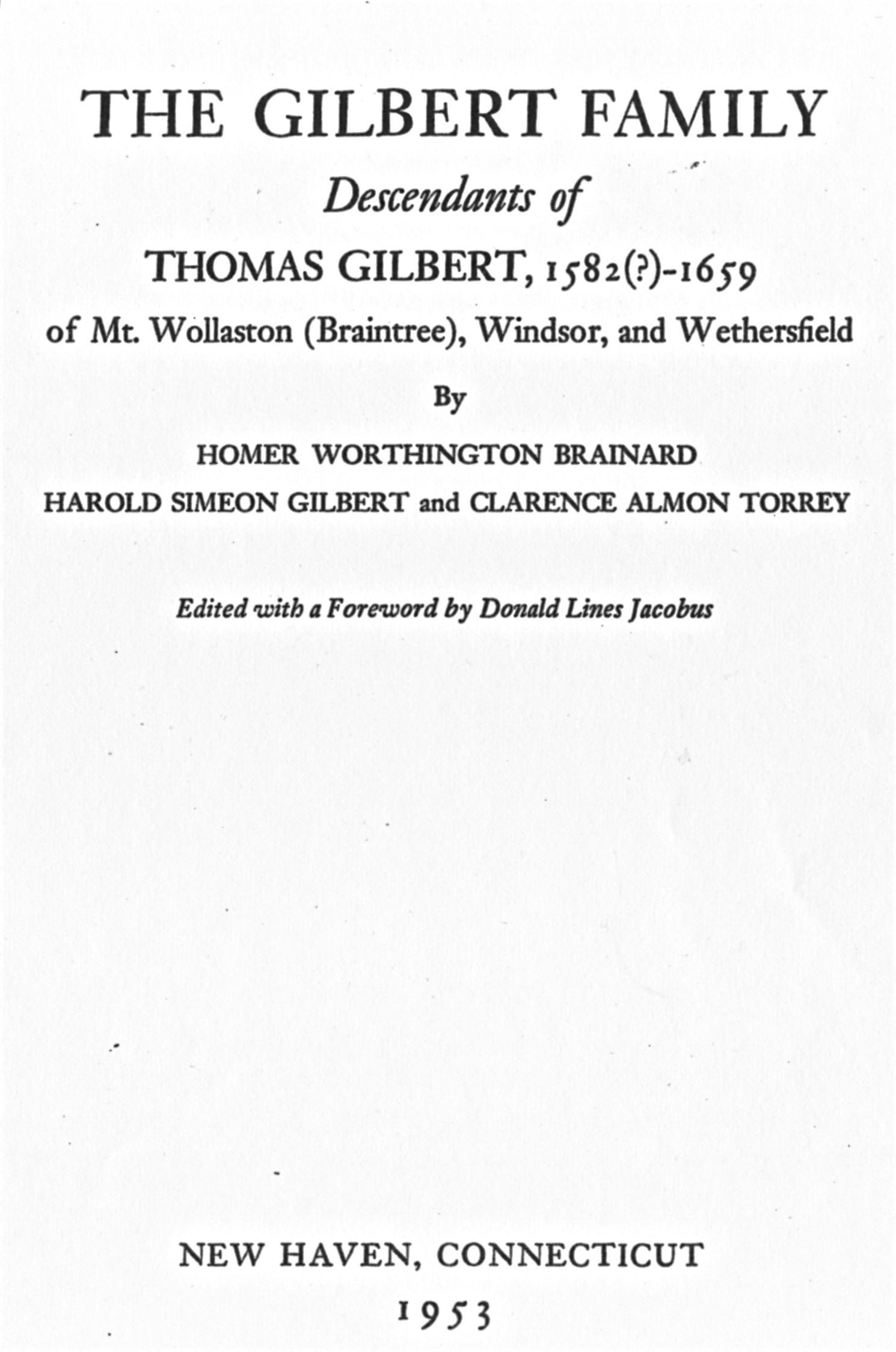 Henry Gilbert