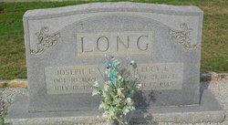 Joseph Edward Long