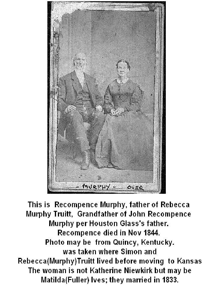 Recompense Murphy