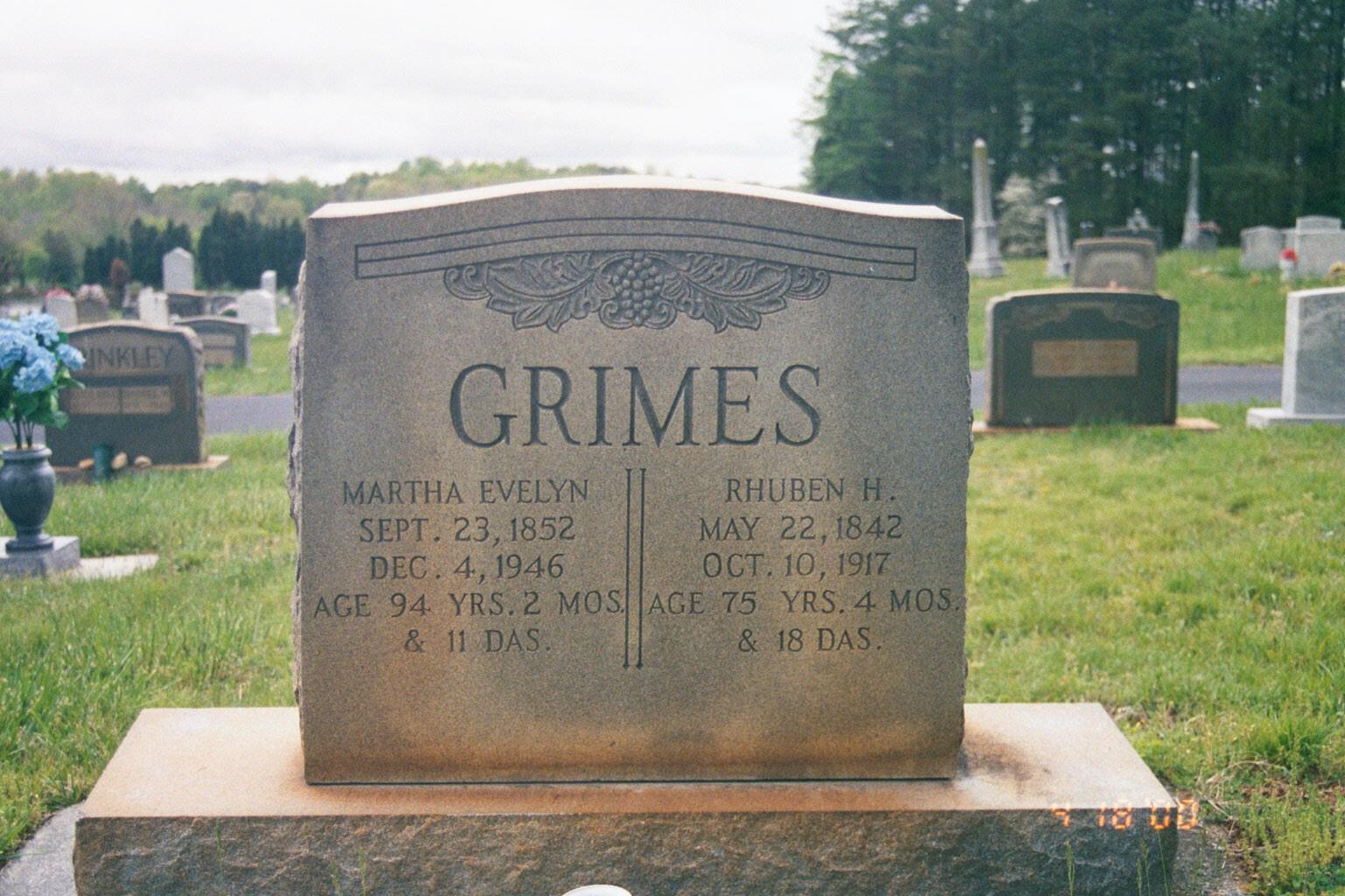 Harrison Boone Grimes