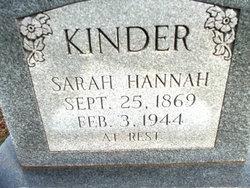 Sarah Hannah Small