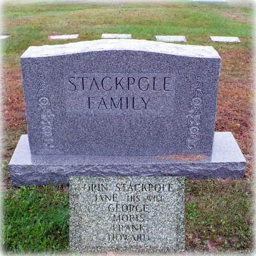 Emma G Stackpole