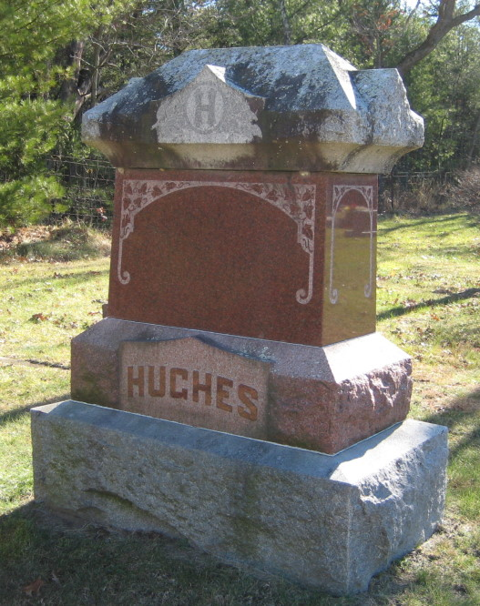 Isaac R Hughes