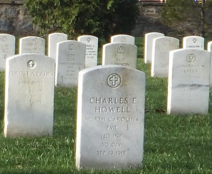 Etheldred Howell