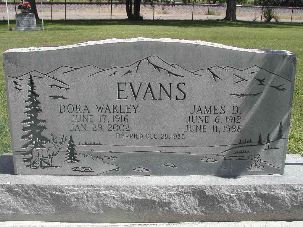 James Dean Evans