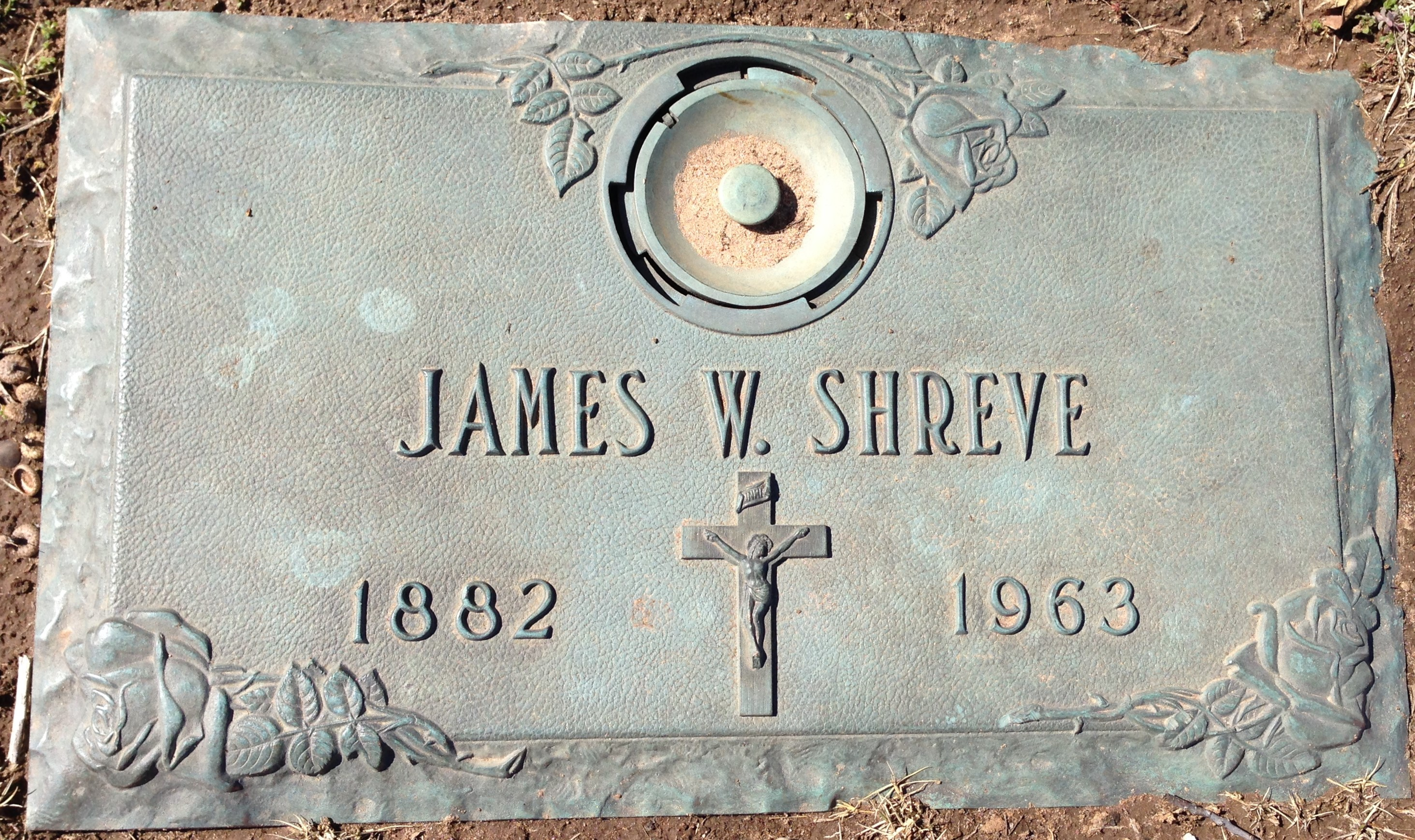 James Wesley Shreve