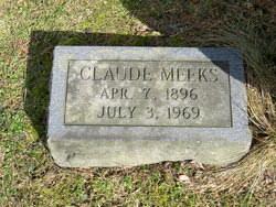 Buford Clint Meeks