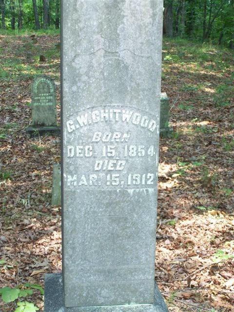 George Washington Chitwood