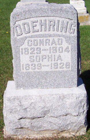 Conrad Dohring