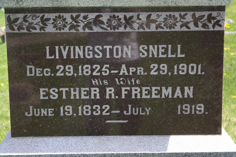 Livingston Snell