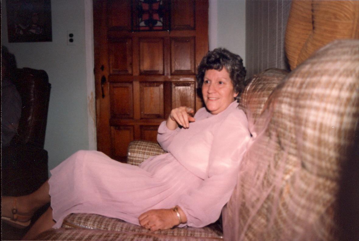 Geraldine St Clair