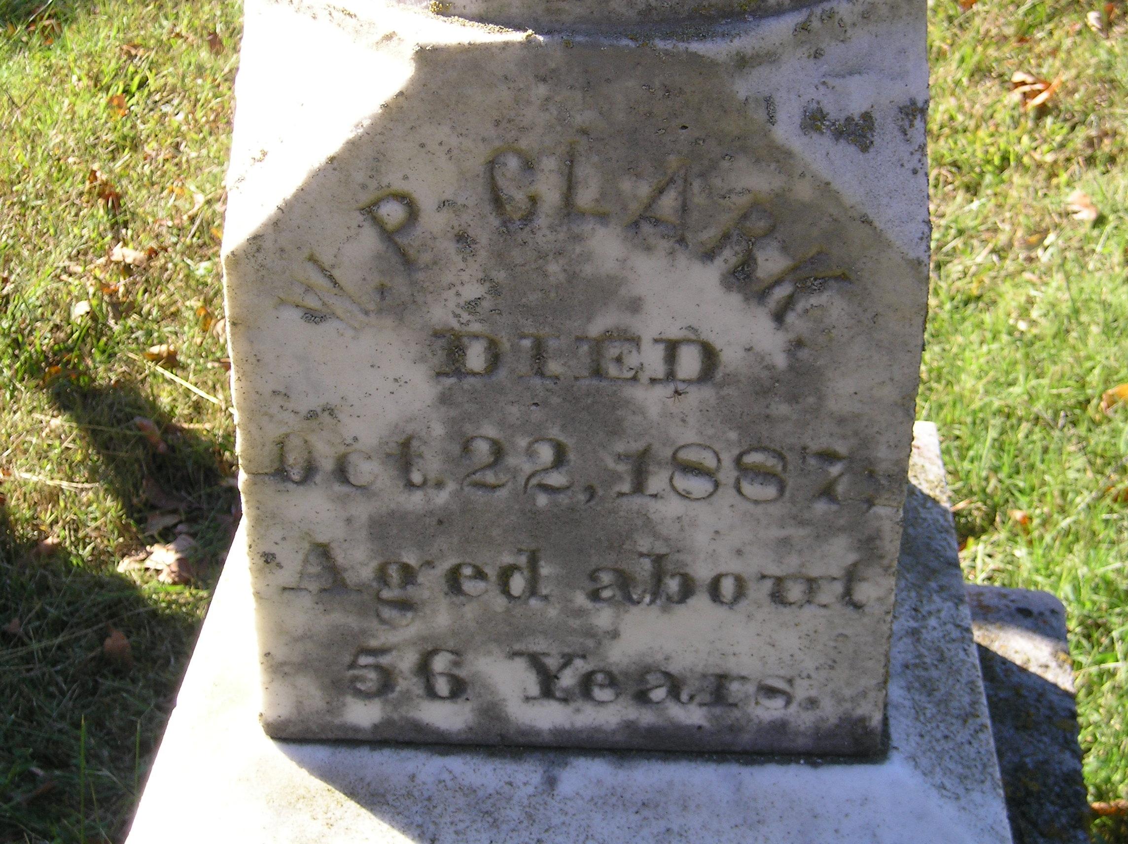 William Benjamin Clark