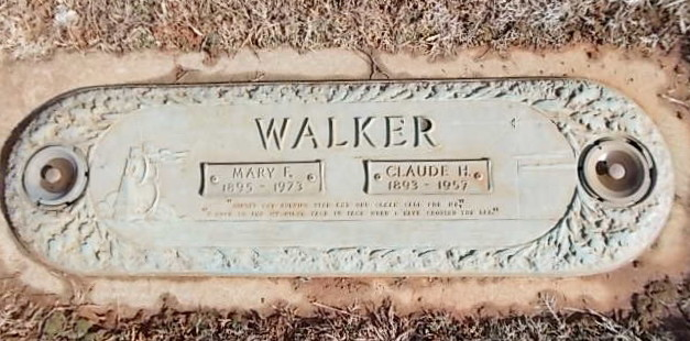 Claude Adolphus Walker