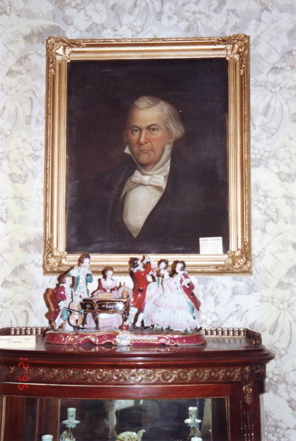 Josiah Hedges