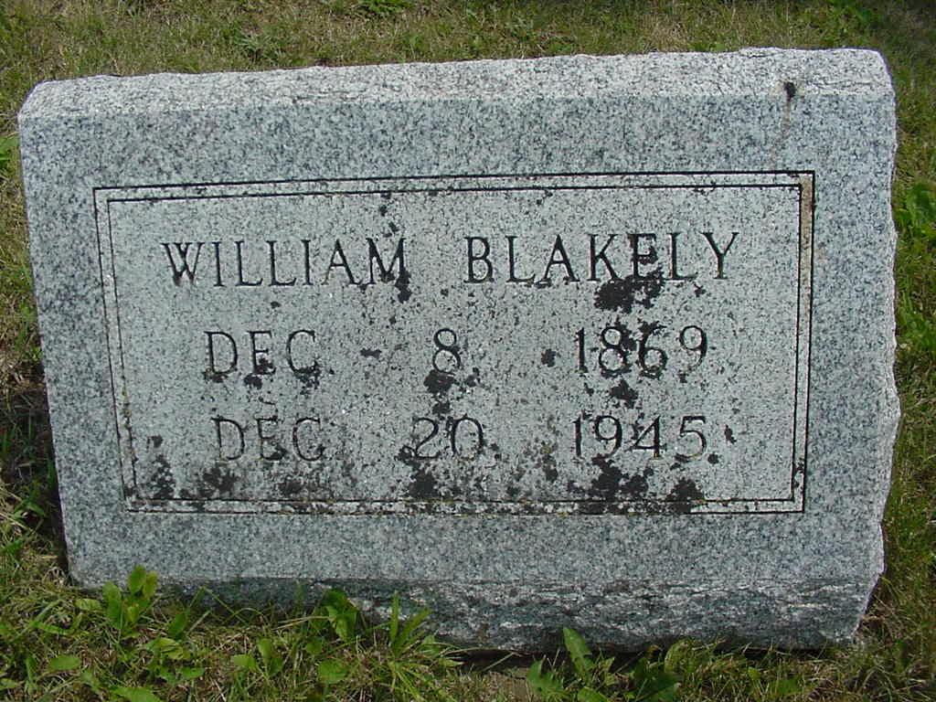 William Nixon Blakely