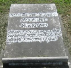 Adam Tonquin Stovall