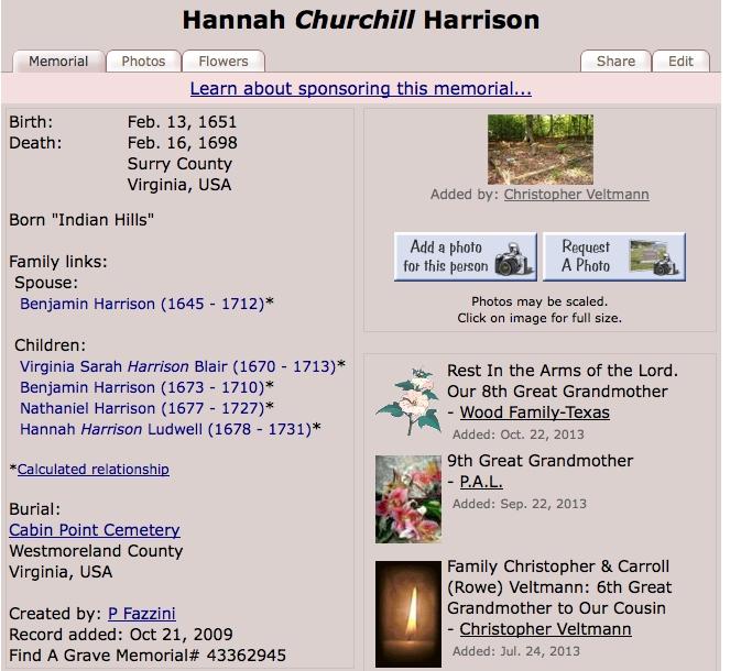 Hannah Churchill