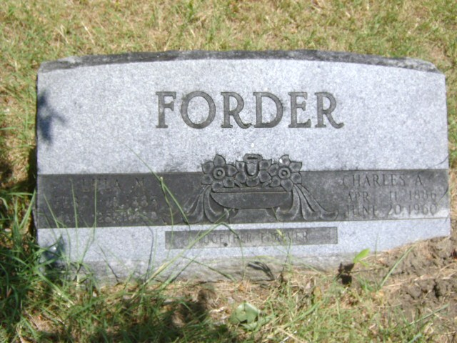 Charles David Forder