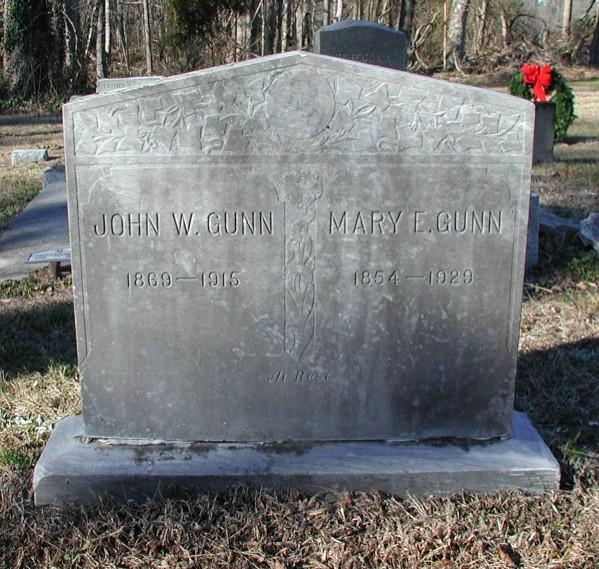 John J Gunn