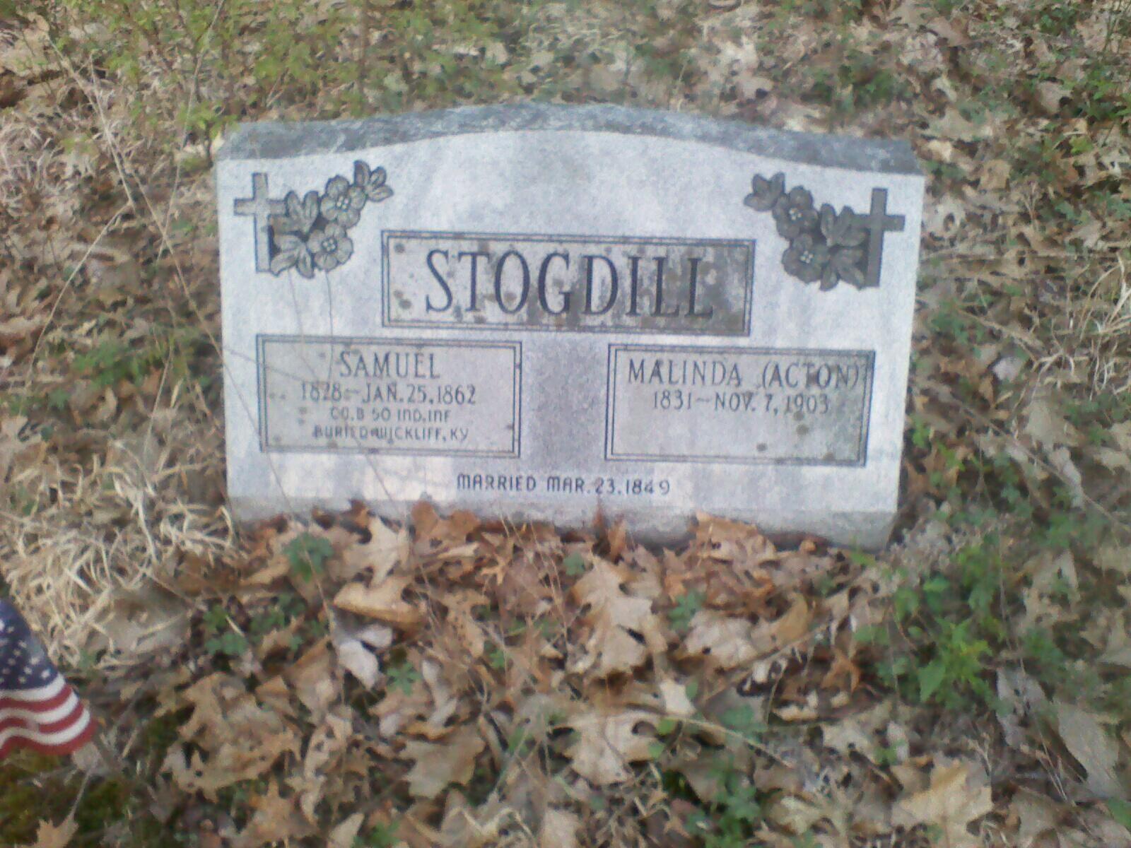 Samuel Stogdill