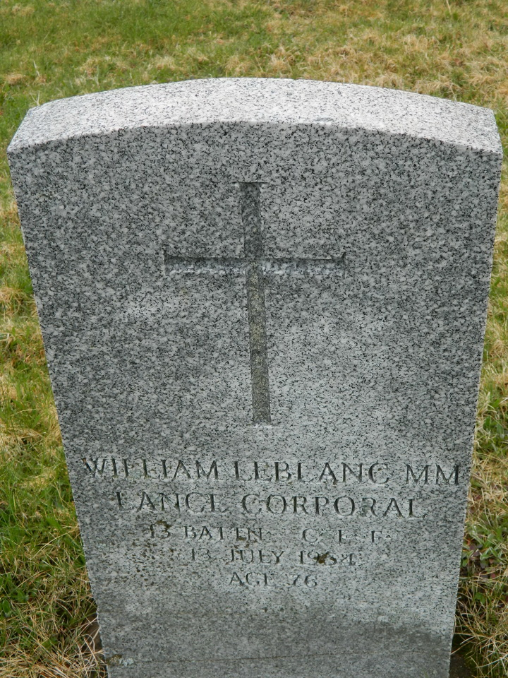Euphemie Leblanc