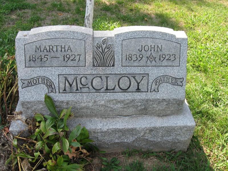 Martha McCloy