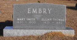 Mary Ann Embry