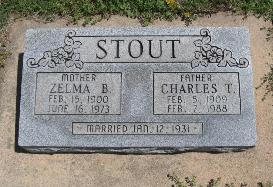 Charles Thomas Stout