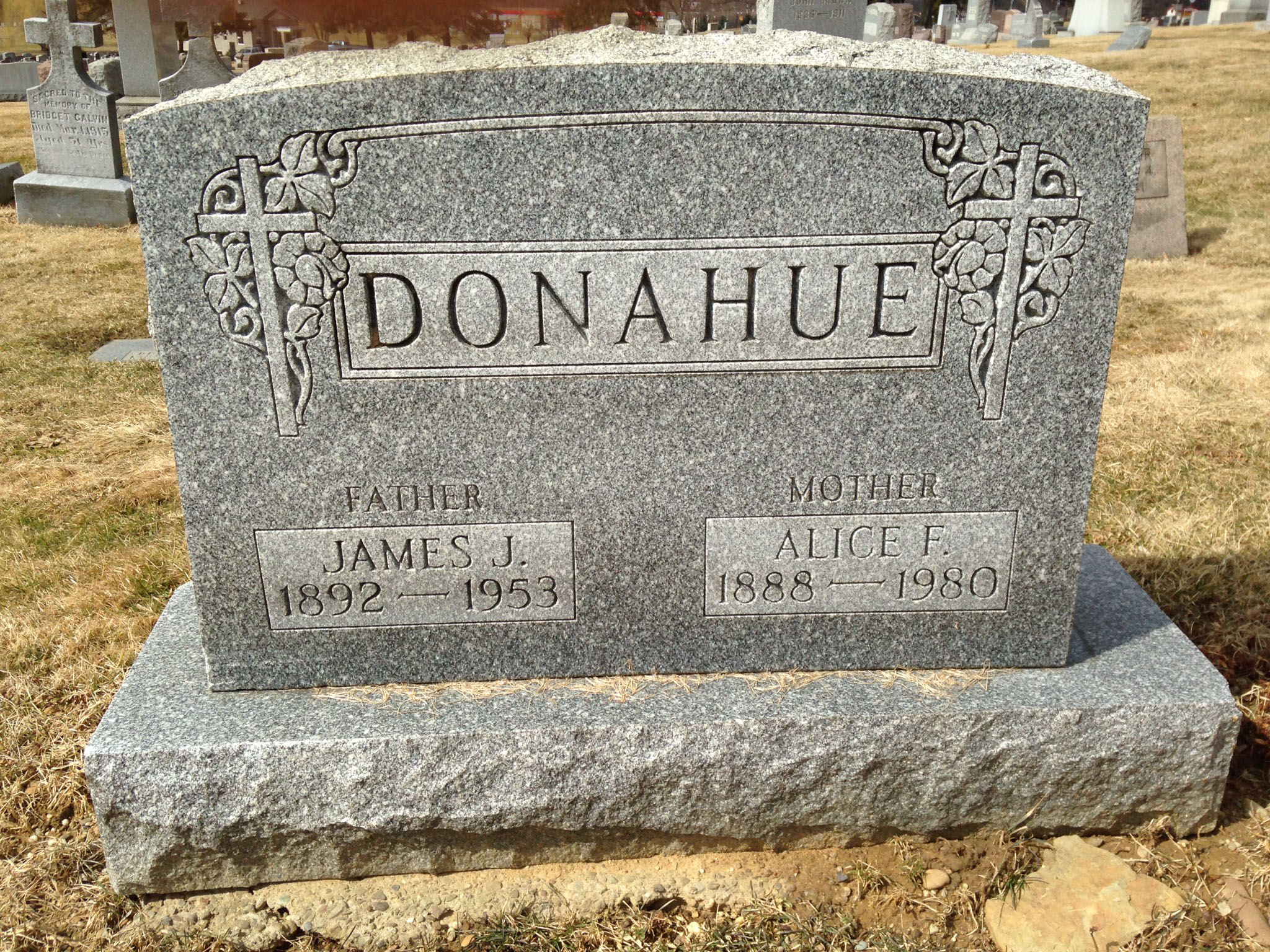 James Joseph O Donahue
